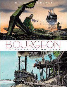 Les passagers du vent ; Bourgeon