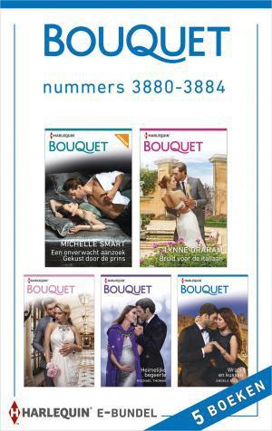 Bouquet e-bundel nummers 3880 - 3884 (5-in-1)