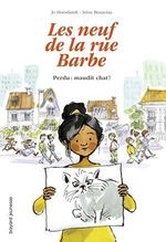 Les 9 de la rue Barbe, Tome 01  - Irene Bonacina - Jo Hoestlandt - JO DOMINIQUE HOESTLANDT