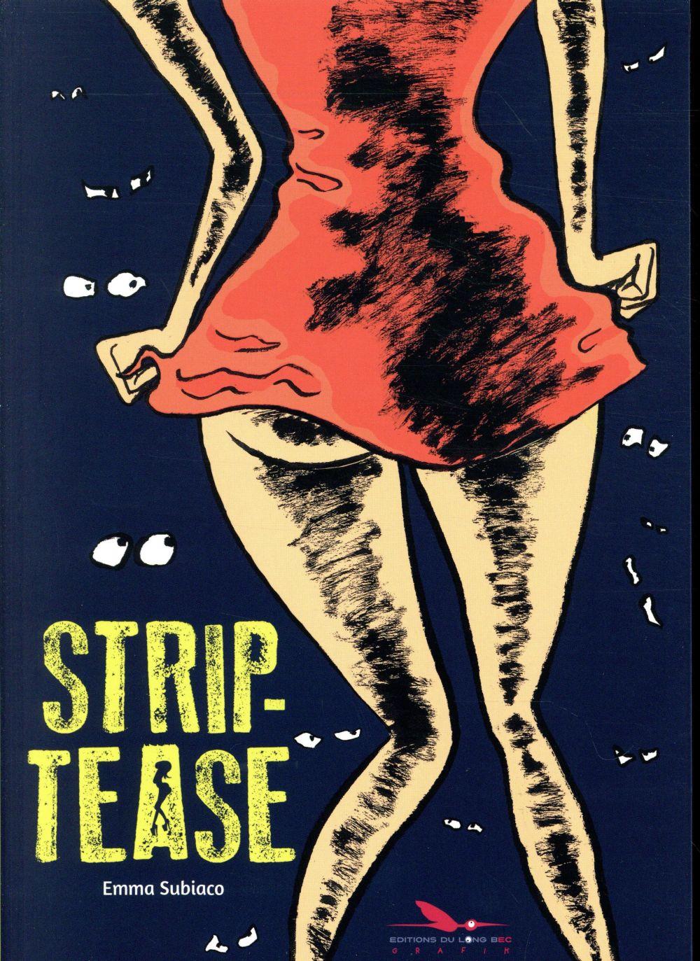 STRIP-TEASE SUBIACO, EMMA