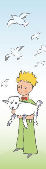 Marque-page Le Petit Prince T.16