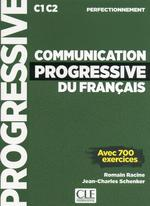 Communication progressive du français ; c1 ; c2 ; perfectionnement