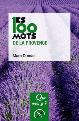 Les 100 mots de la Provence (2e édition)