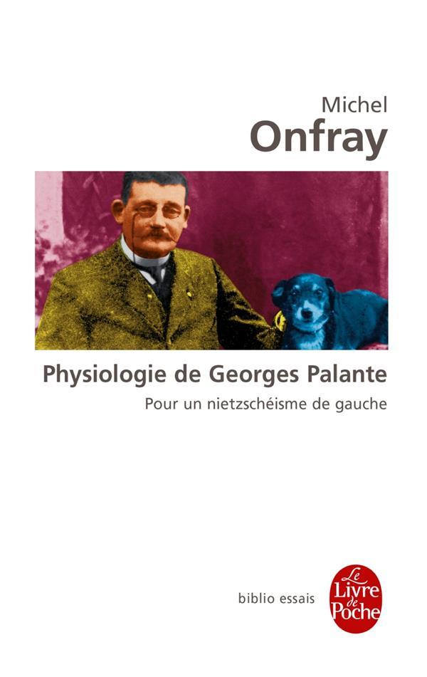 Physiologie De Georges Palante