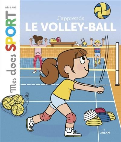 LE VOLLEY-BALL CARRERE, JULIEN