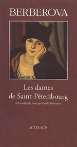 Couverture de Les dames de saint-petersbourg