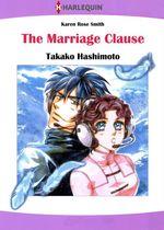 Vente Livre Numérique : Harlequin Comics: The Marriage Clause  - Takako Hashimoto - Karen Rose Smith