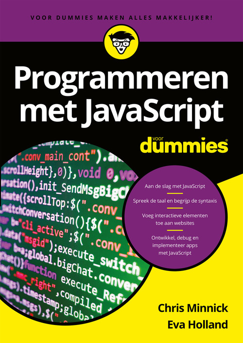 Programmeren met JavaScript voor Dummies