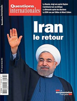 Revue questions internationales N.77 ; l'Iran