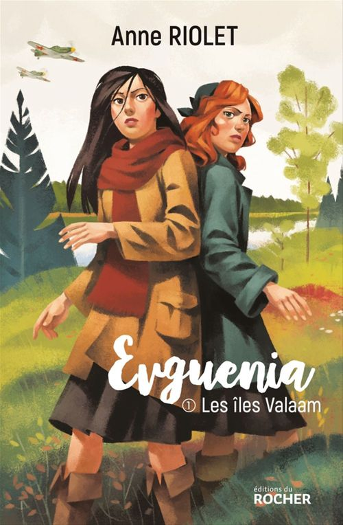 Evguenia - Les îles Valaam