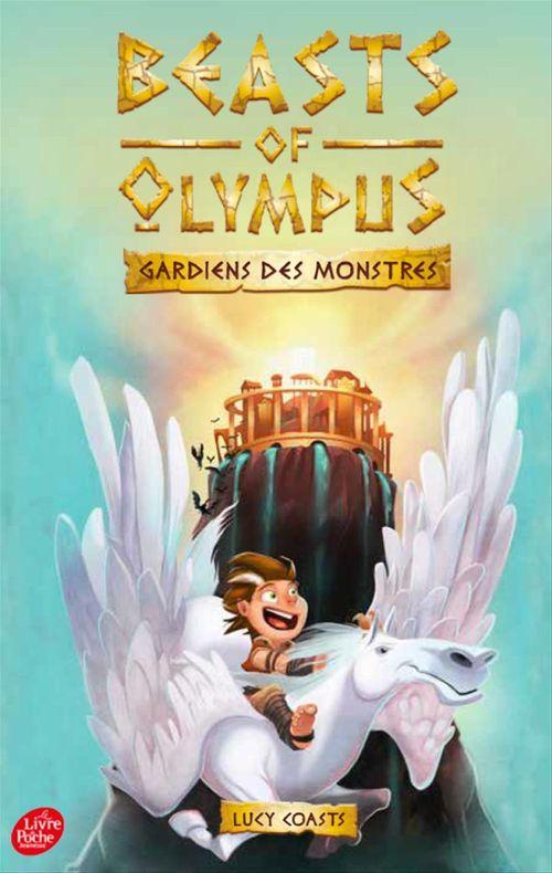 Beasts of Olympus T.1 ; un amour de monstre