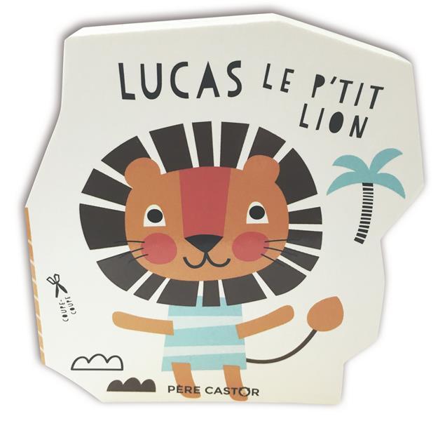 Lucas le p'tit lion