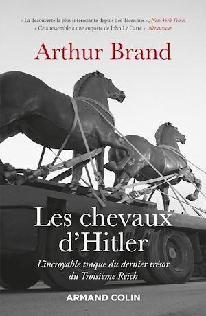 Vente EBooks : Les chevaux d'Hitler  - Arthur Brand