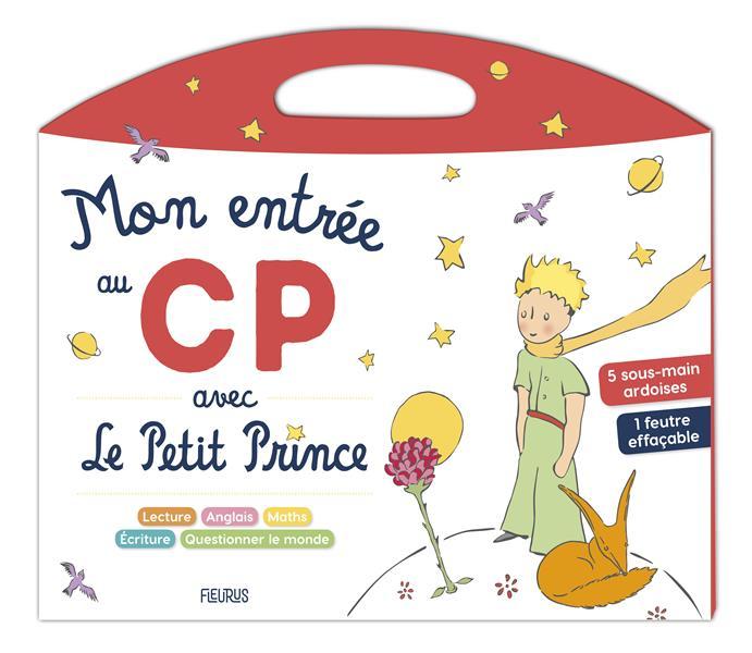 Feutre A Coloriage En Anglais.Mon Entree Au Cp Avec Le Petit Prince Collectif Fleurus Papeterie Coloriage Lamartine Paris