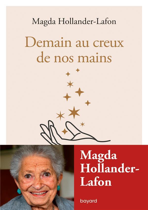 DEMAIN AU CREUX DE NOS MAINS