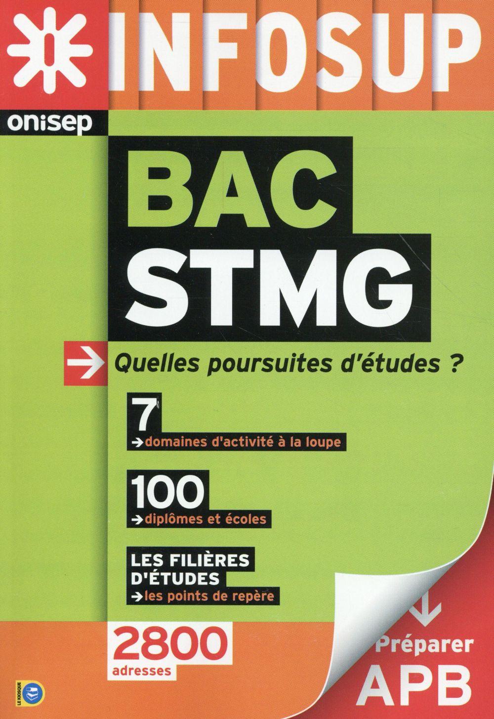 Apres Le Bac Stmg