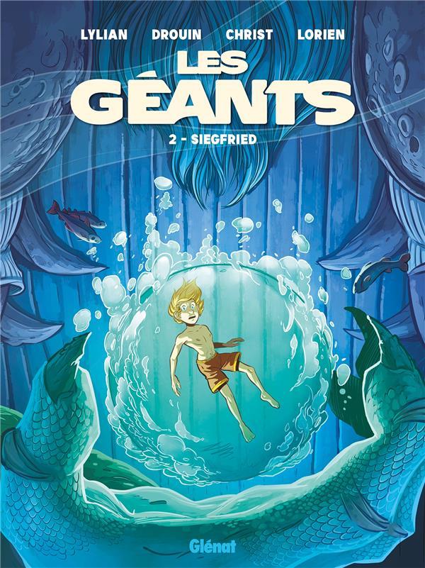 Les Géants T.2 ; Siegfried
