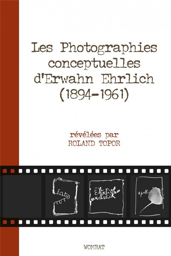 Les photographies conceptuelles d'Erwahn Ehrlich (1894-1961) révélées par Roland Topor