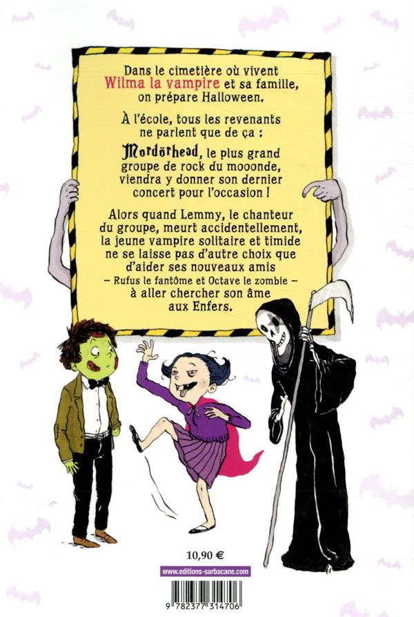 Wilma la vampire