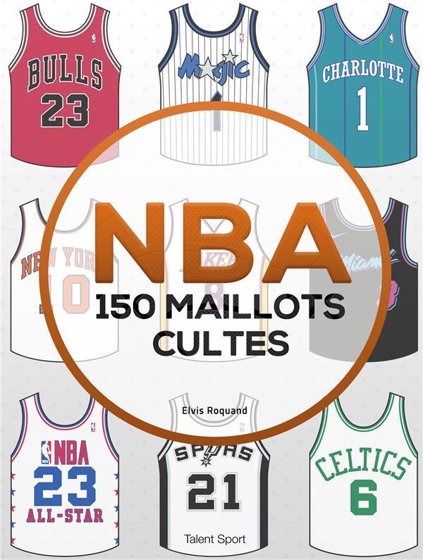 NBA : 150 maillots cultes