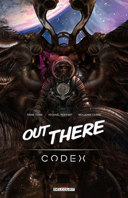 Out There - Codex  - Fibretigre  - Michaël Peiffert  - Fibre Tigre