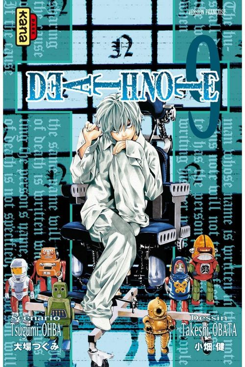 Death note T.9