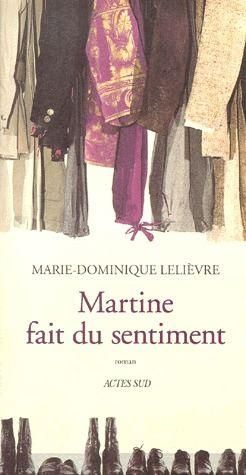 Martine Fait Du Sentiment