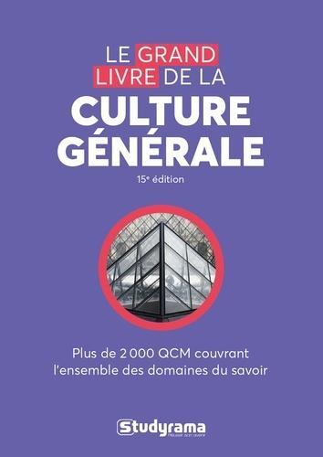 le grand livre de culture générale (15e édition)