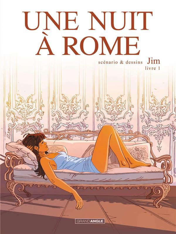 JIM - UNE NUIT A ROME T.1