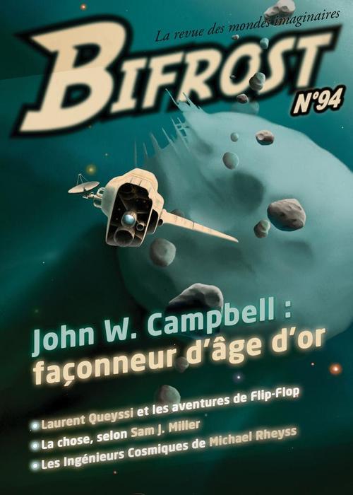 Bifrost N.94 ; dossier John W. Campbell
