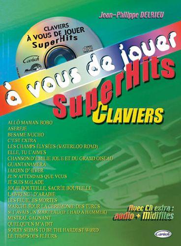 A Vous De Jouer ; Superhits ; Claviers