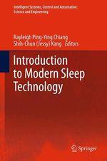 Introduction to Modern Sleep Technology  - Shih-Chun Kang - Rayleigh Ping-Ying Chiang