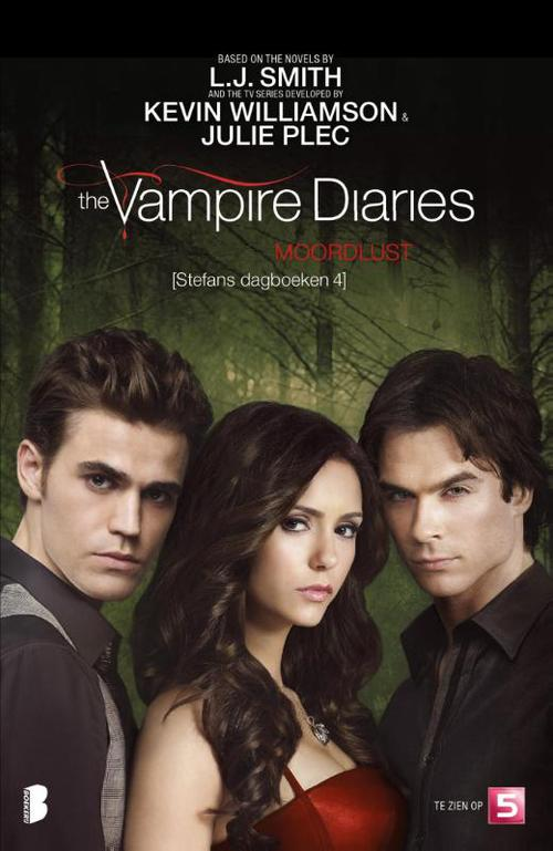 The vampire Diaries - Stefans dagboeken 4 - Moordlust