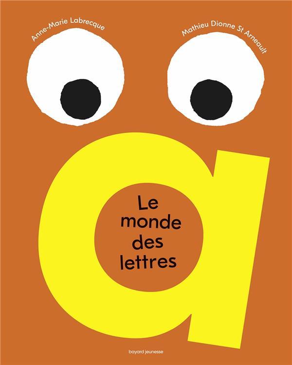 le monde des lettres