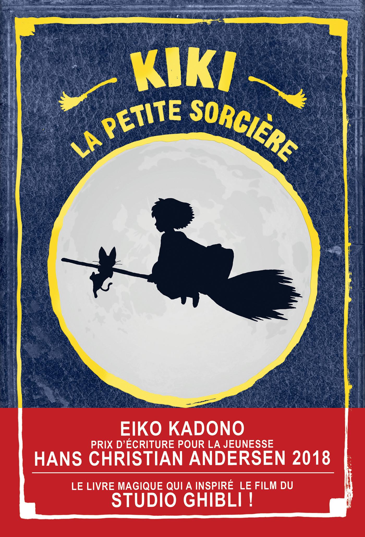 Kiki, la petite sorcière - Livre 1