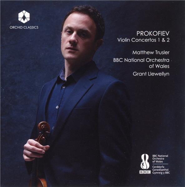 violin concertos 1 and 2