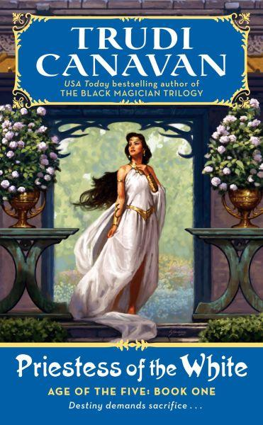 Age of the Five ; Tome 1: Priestess of the White