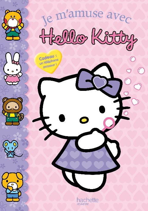 Je m'amuse avec Hello Kitty