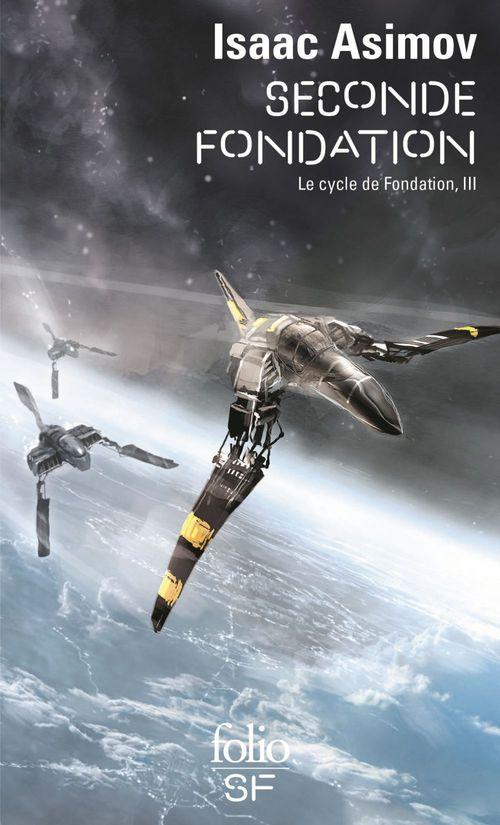 Le cycle de fondation t.3 ; seconde fondation