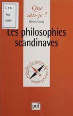Vente EBooks : Les philosophies scandinaves qsj 3308  - Olivier Cauly