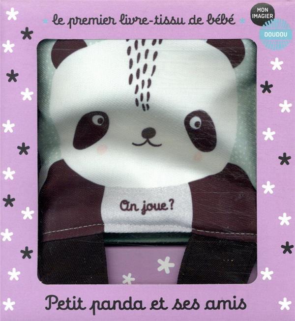 Petit panda et ses amis
