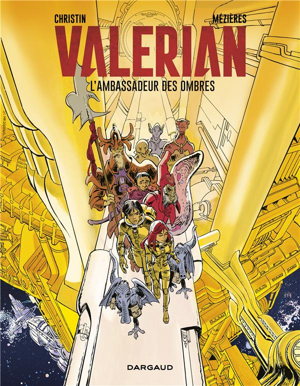 Valérian T.6 ; l'ambassadeur des ombres