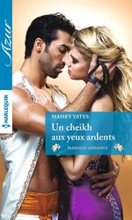 Vente Livre Numérique : Un cheikh aux yeux ardents  - Maisey Yates