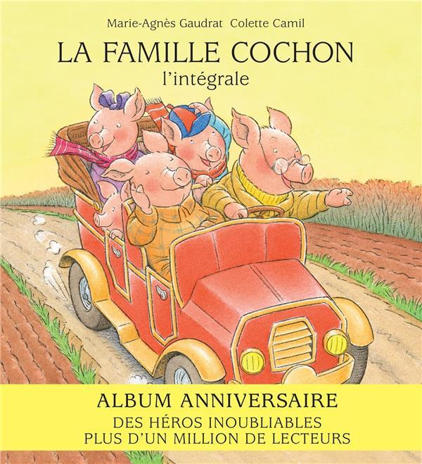 La famille cochon ; l'intégrale