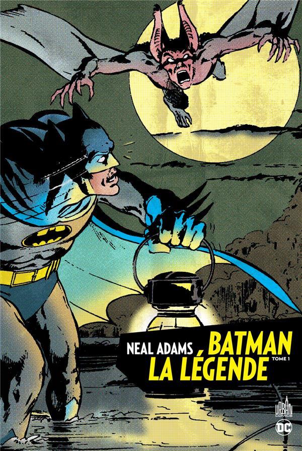 Batman - la légende T.1
