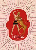 Couverture de Six héros grecs