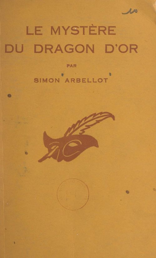 Le mystère du dragon d'or