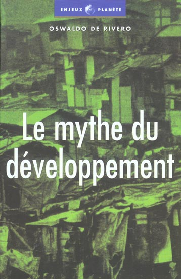 Le Mythe Du Developpement