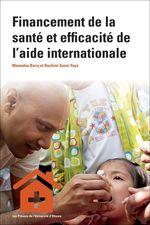Vente EBooks : Financement de la santé et efficacité de l´aide internationale  - Yaya Hachimi Sanni - Mamadou Barry