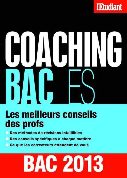 Coaching bac ES